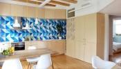 Gạch ốp họa tiết: sự lựa chọn tối ưu trong không gian bếp nhà bạn