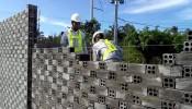 Giải pháp cho tường xây bằng gạch nung bị nứt
