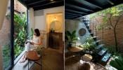 Ấn tượng với không gian xanh mát bên trong ngôi nhà Urban House tại Sài Gòn