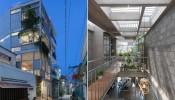 Xưởng K59: Kiến trúc rỗng mang lại hướng đi mới cho nhà phố