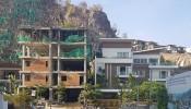 Xử lý hàng chục biệt thự xây trái phép ven biển Nha Trang