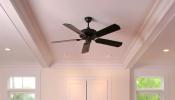 5 mẹo chọn quạt trần và loại bỏ tiếng ồn từ quạt trần