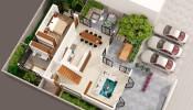 Xây nhà bằng tấm 3D panel và những ưu điểm vượt trội