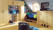 40 mẫu thiết kế phòng ngủ cho bé trai tuổi teen thúc đẩy sự sáng tạo và hiếu động