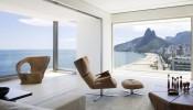 RS: Căn hộ sở hữu view tuyệt đẹp ra bãi biển Ipanema