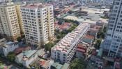 Chung cư, biệt thự gần Công ty Rạng Đông khó giao dịch