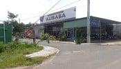 Địa ốc Alibaba tự tháo dỡ văn phòng xây dựng trái phép ở Long Thành