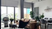 Khám phá không gian thoáng mát bên trong căn hộ Duplex 210m2