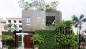 Khám phá nội thất 'sang chảnh' bên trong căn biệt thự có mặt tiền xanh mướt ở Sài Gòn