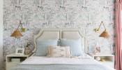 Những mẫu giấy dán tường tuyệt đẹp cho phòng ngủ mùa thu