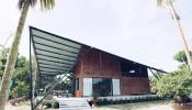 Hình ảnh cánh diều tuổi thơ được mô phỏng qua ngôi nhà The Kite Village House