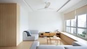 Thiết kế ngôi nhà tối giản nhưng không đơn điệu nhờ một số mẹo hay