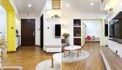 Ấn tượng với không gian nhẹ nhàng và ấm cúng của Dynamic House