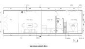 Tư vấn thiết kế nhà 2 tầng, 1 lửng phong cách Pháp với giá 800 triệu