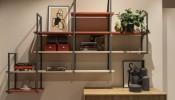 Mẹo tích hợp giá sách treo tường vào bất kì không gian nào nhà bạn