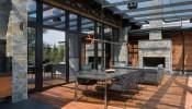Top 10 kiểu bàn ăn ngoài trời đẹp nhất cho biệt thự hiện đại