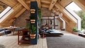 Phòng ngủ theo phong cách nội thất Rustic: Cảm hứng và hướng dẫn thiết kế chúng
