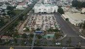 Công trình gần ngàn tỉ xây không phép ngay trung tâm Biên Hòa