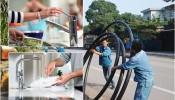 Hồ sơ đề nghị cấp nước sinh hoạt, mẫu đơn tách, ngừng cấp nước
