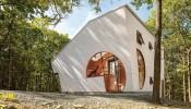 Ex of In House - ngôi nhà gỗ ấn tượng không chỉ bởi cái tên mà còn bởi kiến trúc độc đáo