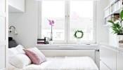 Mẫu trang trí nội thất phòng ngủ đẹp diện tích nhỏ