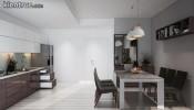Nội thất chung cư nhỏ hẹp nên thiết kế như thế nào mới phù hợp