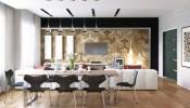 Top 10 mẫu trang trí phòng ăn sang trọng cho nhà hàng và chung cư