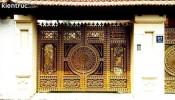 10 Mẫu cổng đẹp hợp phong thủy và những điều kiêng kỵ khi xây cổng nhà