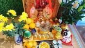 Buôn may bán đắt, tài lộc đầy nhà khi đặt bàn thờ Thần Tài đúng cách