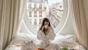 'Sốt xình xịch' với khách sạn có ô cửa nhìn thẳng tháp Eiffel