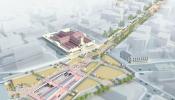 TP.HCM thi tuyển ý tưởng thiết kế không gian ngầm nhà ga trung tâm Bến Thành