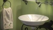 11 ý tưởng bài trí nhà tắm nhỏ thêm xinh và tiện lợi