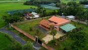 """An House - """"tam hợp viện"""" tọa lạc giữa khu vườn rộng 2.000m2"""