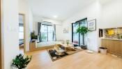Đơn giản nhưng tinh tế, căn hộ 50m2 mang đến không gian sống khoa học cho đôi vợ chồng trẻ ở Hà Nội