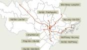 Hình ảnh những cao tốc kết nối Hà Nội với 10 tỉnh phía Bắc