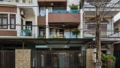 Bất ngờ với không gian sống sang trọng bên trong ngôi nhà 2,5 tầng tại Quảng Ninh
