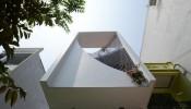 Hút mắt với cầu thang độc đáo của ngôi nhà Hoa Nắng tại Vĩnh Phúc