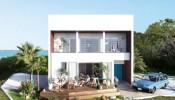 Ngôi nhà bên bãi biển gần gũi thiên nhiên