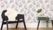 Thay đổi diện mạo cho không gian sống nhờ giấy dán tường cực hiệu quả