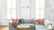 Những ý tưởng trang trí đơn giản giúp phòng khách thêm nổi bật