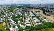 Phân khúc nhà phố, biệt thự tại TP.HCM dự báo khả quan cuối năm