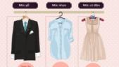 Học ngay bí kíp sắp xếp tủ quần áo khoa học giúp tiết kiệm thời gian
