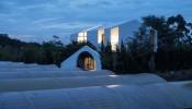Kiến trúc phóng khoáng của ngôi nhà hình khối khác lạ