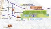 Sẽ có tàu điện nối trung tâm TP.HCM tới sân bay Long Thành?