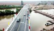 Cầu nối Hải Phòng và Thái Bình 185 tỷ đồng được đưa vào sử dụng