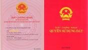 Phân biệt cấp và cấp lại Sổ đỏ