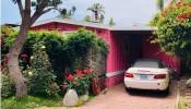 Ngôi nhà màu hồng độc đáo của nữ thiết kế thời trang ở Mỹ