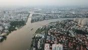 'Sờ gáy' các dự án biến đất sông thành đất 'ông'