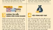 Infographic: Người thuê nhà thường mắc phải những sai lầm gì?