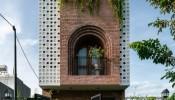 Khám phá kiến trúc độc đáo của ngôi nhà phố tại Đà Nẵng